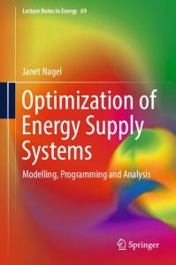 Optimization of Energy Supply Systems
