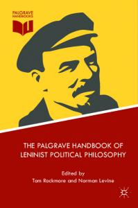The Palgrave Handbook of Leninist Political Philosophy